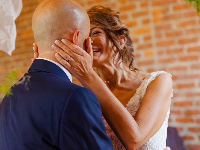 Il matrimonio di Lorenzo e Michela a Malnate, Varese 23