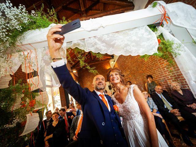 Il matrimonio di Lorenzo e Michela a Malnate, Varese 1