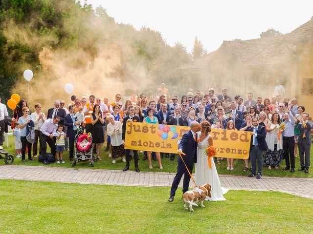 Il matrimonio di Lorenzo e Michela a Malnate, Varese 26