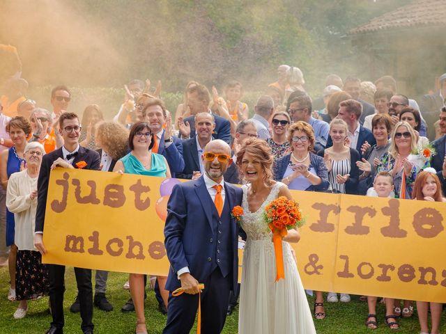 Il matrimonio di Lorenzo e Michela a Malnate, Varese 27