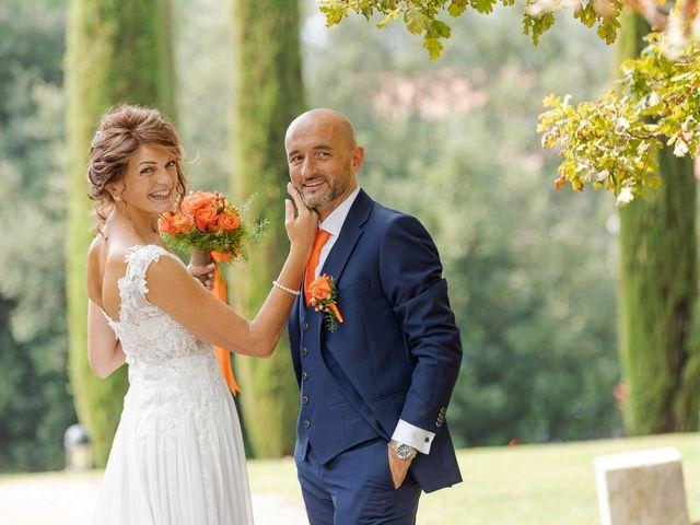 Il matrimonio di Lorenzo e Michela a Malnate, Varese 28