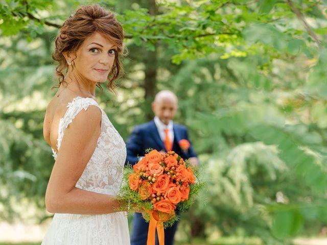 Il matrimonio di Lorenzo e Michela a Malnate, Varese 30
