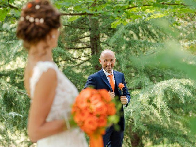Il matrimonio di Lorenzo e Michela a Malnate, Varese 31