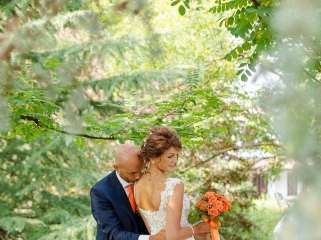 Il matrimonio di Lorenzo e Michela a Malnate, Varese 32