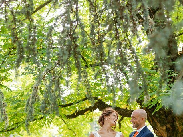 Il matrimonio di Lorenzo e Michela a Malnate, Varese 33