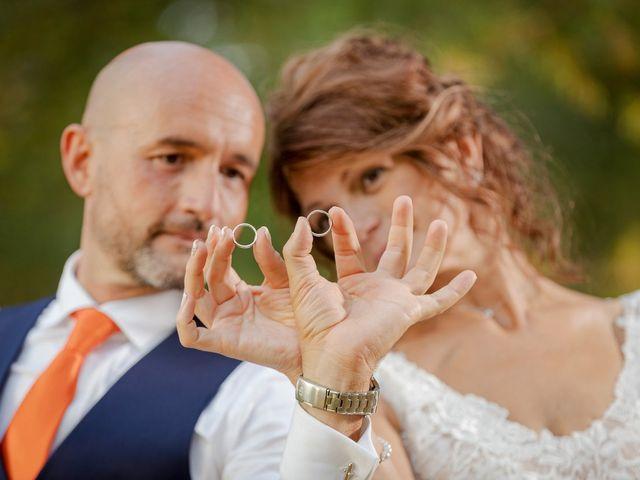 Il matrimonio di Lorenzo e Michela a Malnate, Varese 40
