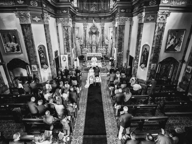 Il matrimonio di Simone e Chiara a Albizzate, Varese 7