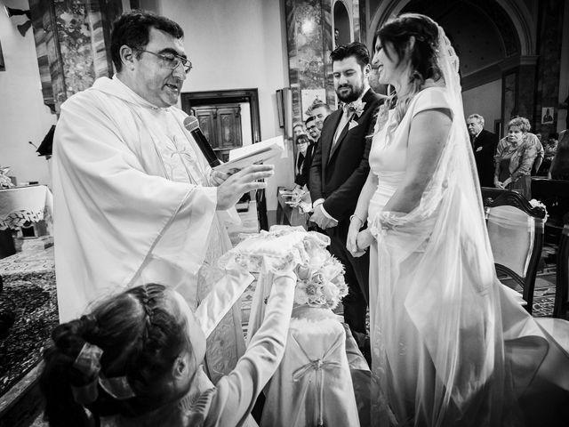 Il matrimonio di Simone e Chiara a Albizzate, Varese 8