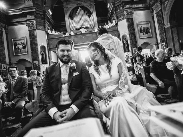 Il matrimonio di Simone e Chiara a Albizzate, Varese 9