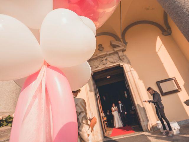 Il matrimonio di Simone e Chiara a Albizzate, Varese 10