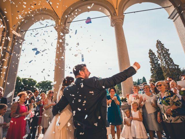 Il matrimonio di Simone e Chiara a Albizzate, Varese 12