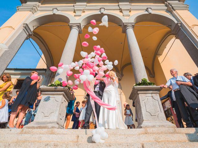 Il matrimonio di Simone e Chiara a Albizzate, Varese 13