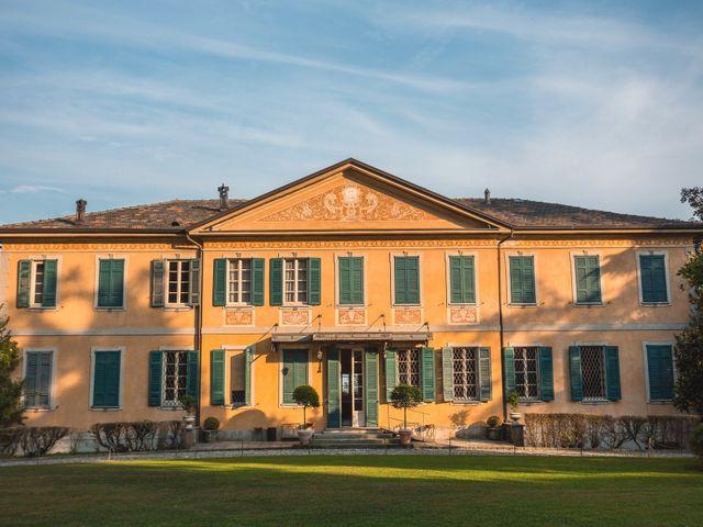 Il matrimonio di Simone e Chiara a Albizzate, Varese 16