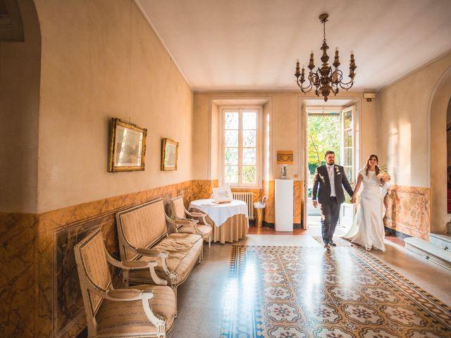 Il matrimonio di Simone e Chiara a Albizzate, Varese 18