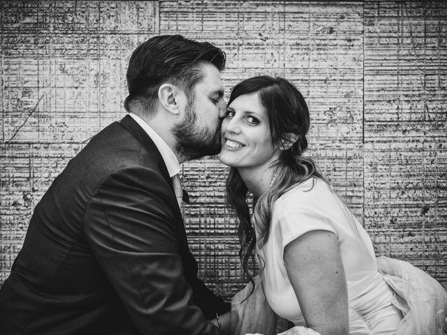 Il matrimonio di Simone e Chiara a Albizzate, Varese 23