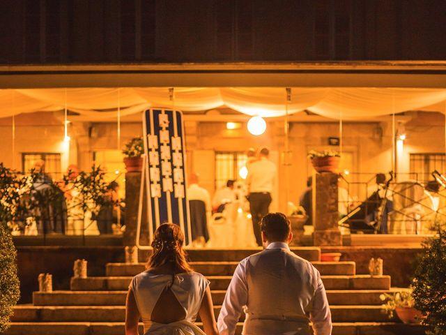 Il matrimonio di Simone e Chiara a Albizzate, Varese 28