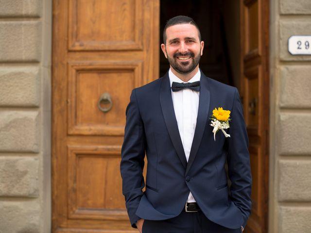 Il matrimonio di Christian e Veronica a Vinci, Firenze 3