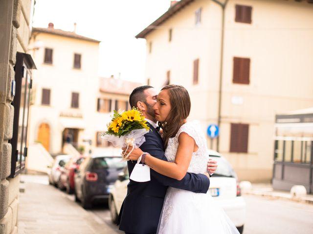 Il matrimonio di Christian e Veronica a Vinci, Firenze 7