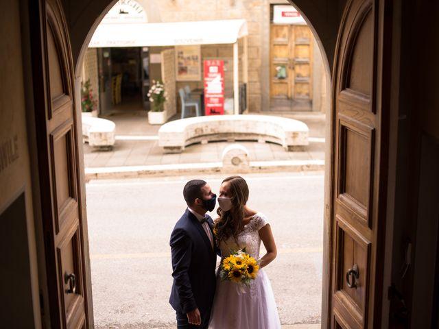 Il matrimonio di Christian e Veronica a Vinci, Firenze 9
