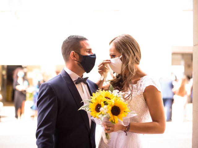 Il matrimonio di Christian e Veronica a Vinci, Firenze 10