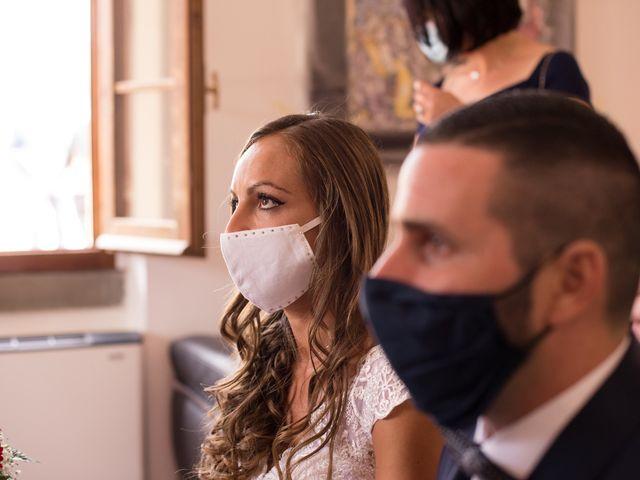 Il matrimonio di Christian e Veronica a Vinci, Firenze 16