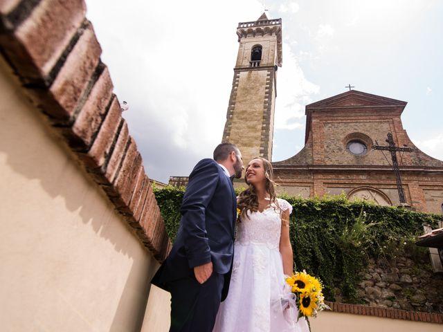 Il matrimonio di Christian e Veronica a Vinci, Firenze 17