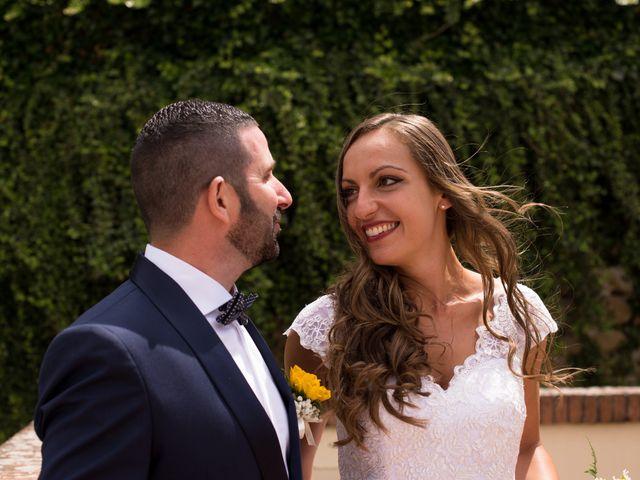 Il matrimonio di Christian e Veronica a Vinci, Firenze 19
