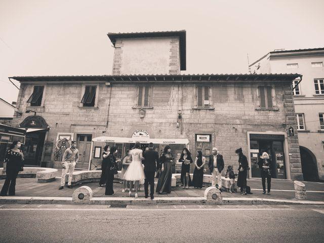 Il matrimonio di Christian e Veronica a Vinci, Firenze 20