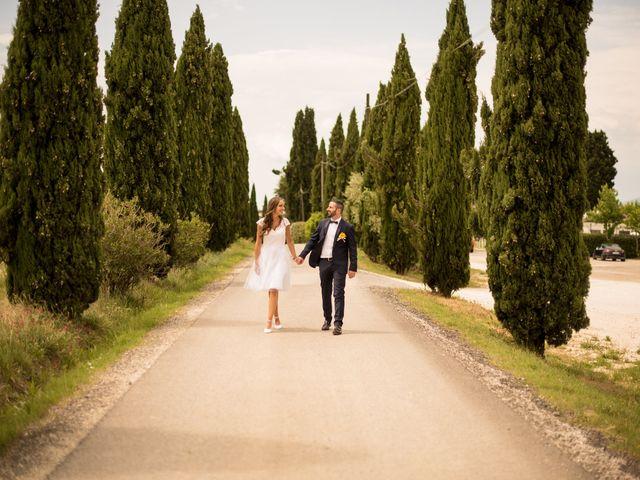 Il matrimonio di Christian e Veronica a Vinci, Firenze 21