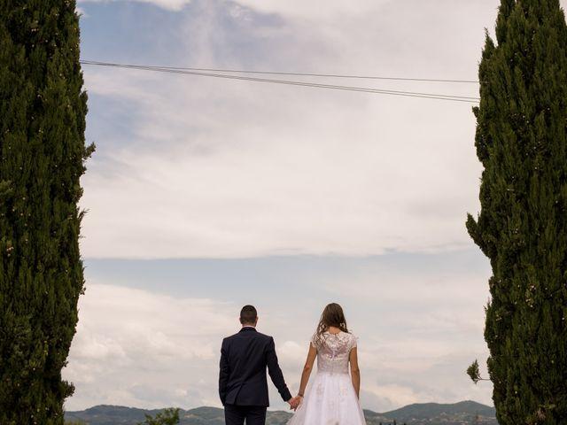Il matrimonio di Christian e Veronica a Vinci, Firenze 23