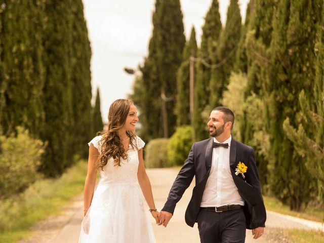 Il matrimonio di Christian e Veronica a Vinci, Firenze 25