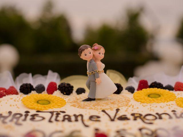 Il matrimonio di Christian e Veronica a Vinci, Firenze 35