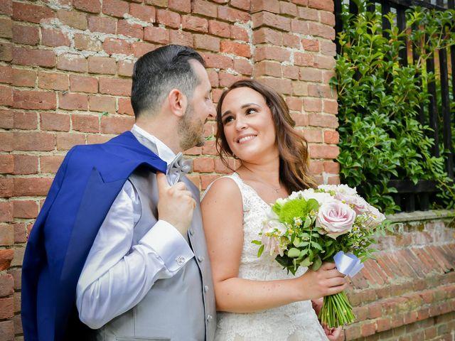 Il matrimonio di Antonino e Francesca a Moncrivello, Vercelli 12