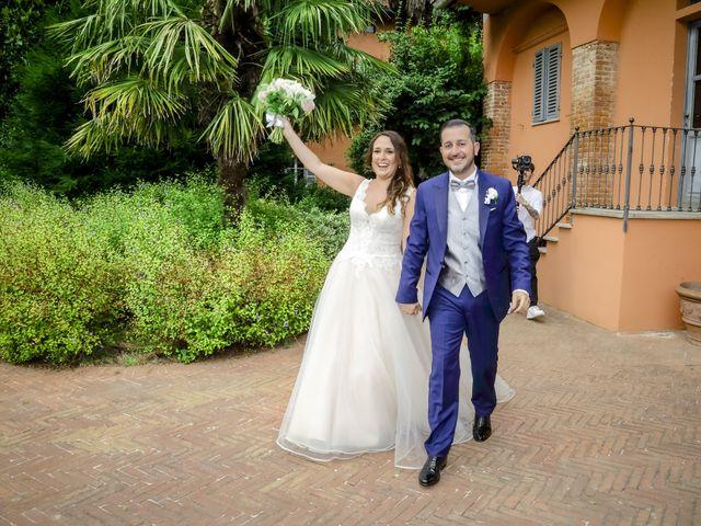 Il matrimonio di Antonino e Francesca a Moncrivello, Vercelli 27
