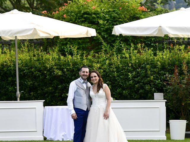 Il matrimonio di Antonino e Francesca a Moncrivello, Vercelli 28