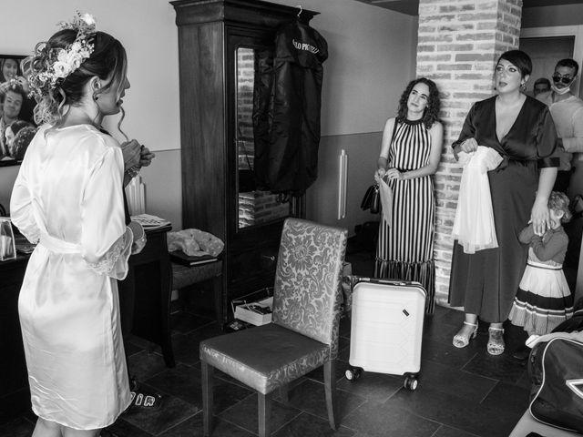 Il matrimonio di Daniele e Carmen a Peschiera del Garda, Verona 9