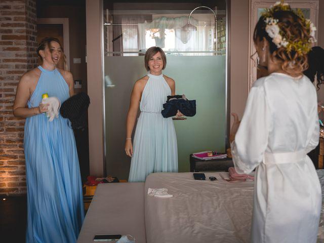 Il matrimonio di Daniele e Carmen a Peschiera del Garda, Verona 12