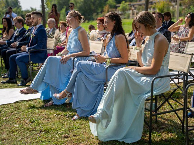 Il matrimonio di Daniele e Carmen a Peschiera del Garda, Verona 29