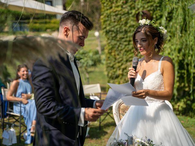 Il matrimonio di Daniele e Carmen a Peschiera del Garda, Verona 32