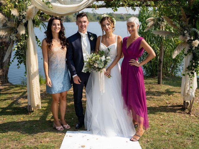 Il matrimonio di Daniele e Carmen a Peschiera del Garda, Verona 43