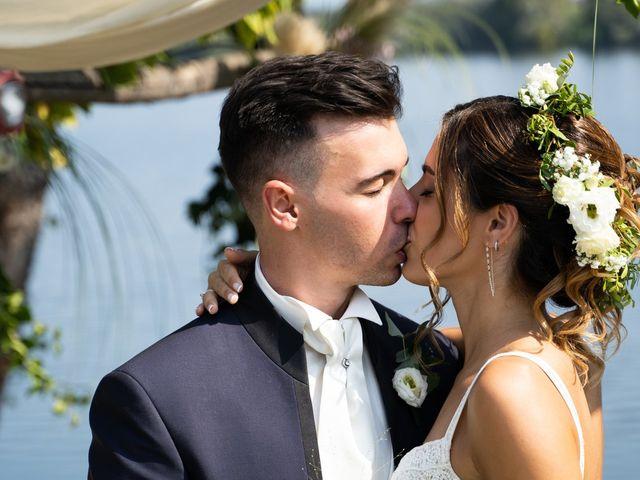 Il matrimonio di Daniele e Carmen a Peschiera del Garda, Verona 45