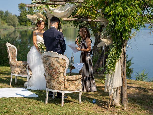 Il matrimonio di Daniele e Carmen a Peschiera del Garda, Verona 31