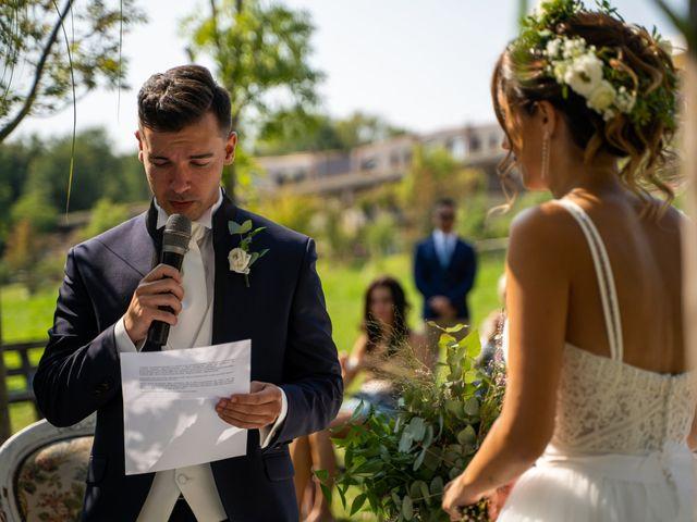 Il matrimonio di Daniele e Carmen a Peschiera del Garda, Verona 33