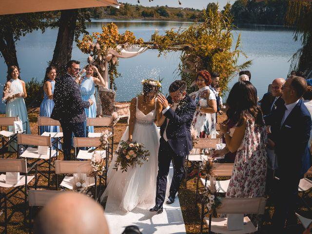 Il matrimonio di Daniele e Carmen a Peschiera del Garda, Verona 37