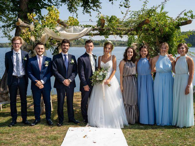 Il matrimonio di Daniele e Carmen a Peschiera del Garda, Verona 40
