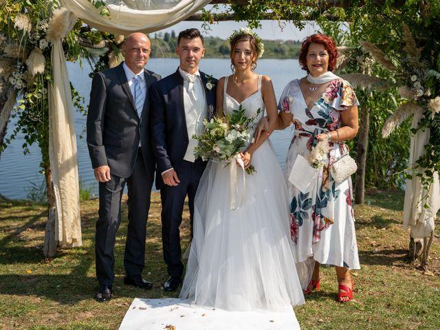 Il matrimonio di Daniele e Carmen a Peschiera del Garda, Verona 42