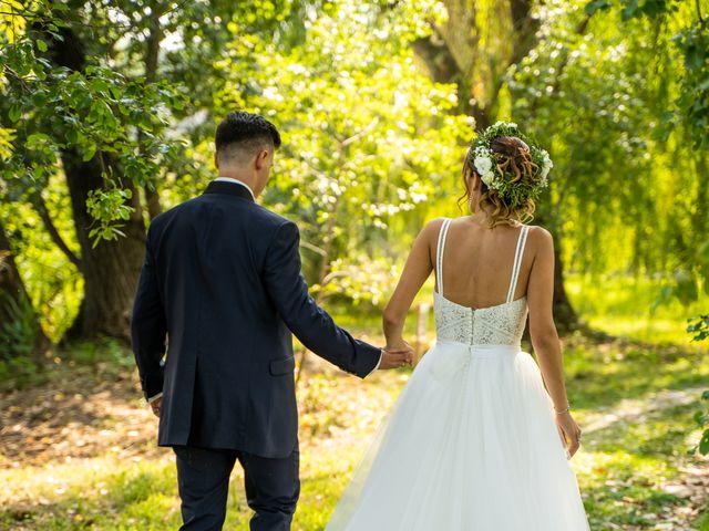 Il matrimonio di Daniele e Carmen a Peschiera del Garda, Verona 48