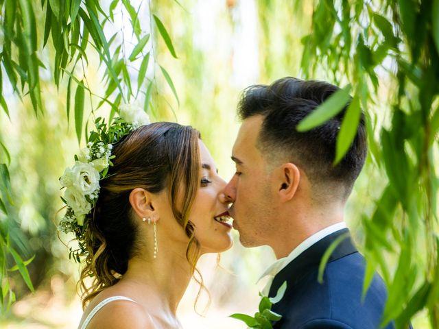 Il matrimonio di Daniele e Carmen a Peschiera del Garda, Verona 1