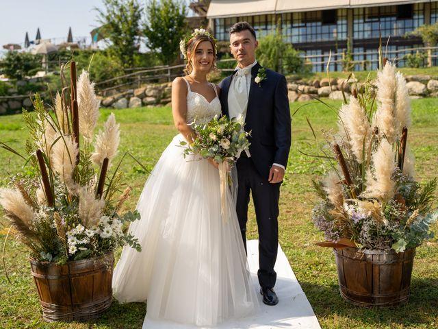 Il matrimonio di Daniele e Carmen a Peschiera del Garda, Verona 54