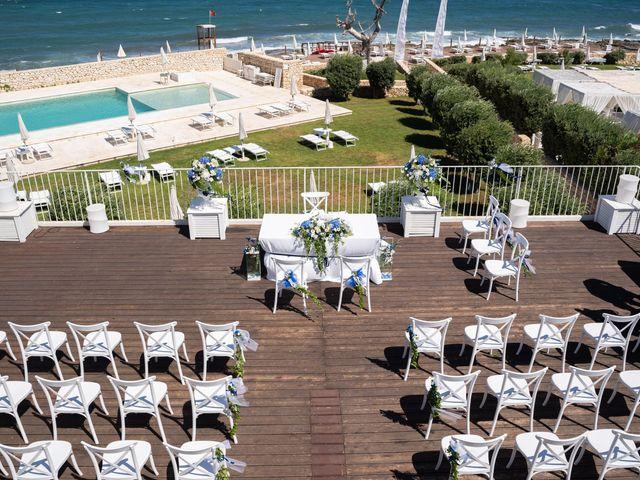 Il matrimonio di Riccardo e Angelica a Mola di Bari, Bari 22
